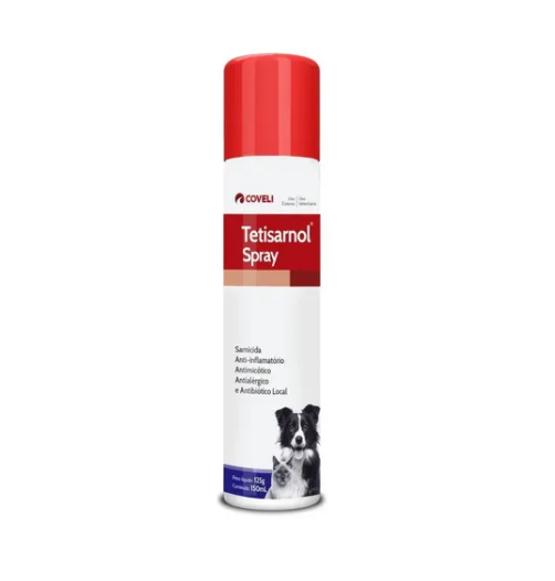 Tetisarnol Em Spray 125 Gr - Coveli