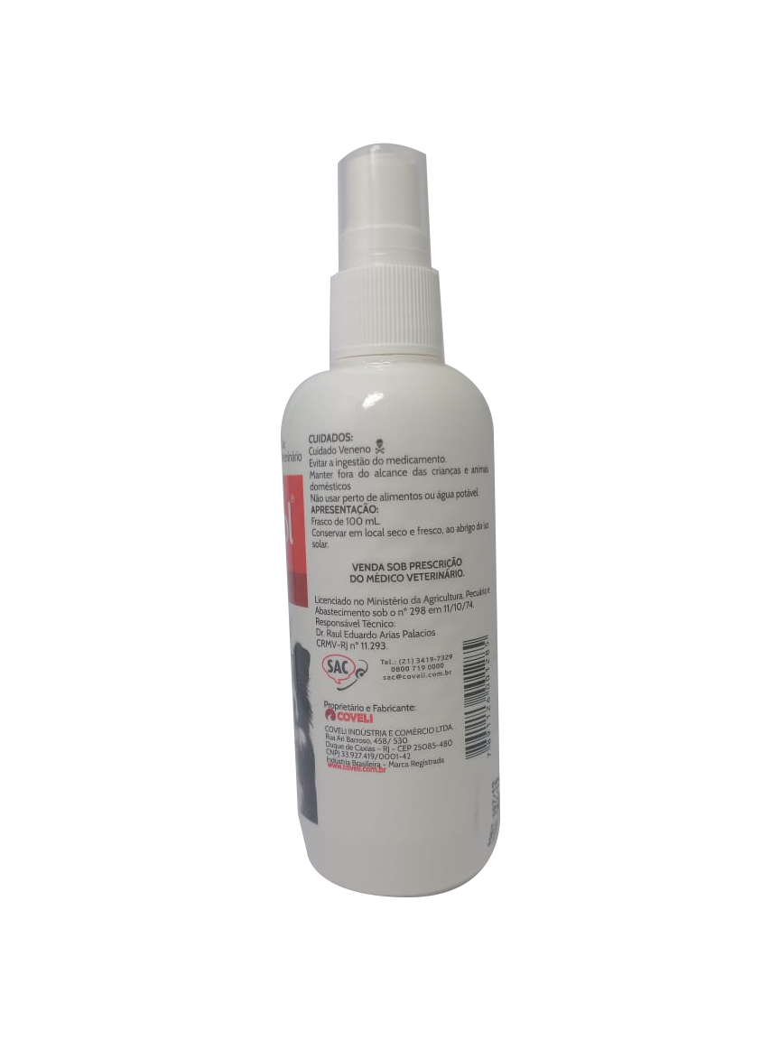 Tetisarnol Liquído 100ml - Coveli