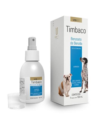 Timbaco - 100ml - UCBVET