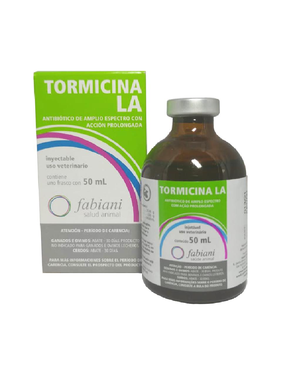 TORMICINA LA 50 ML