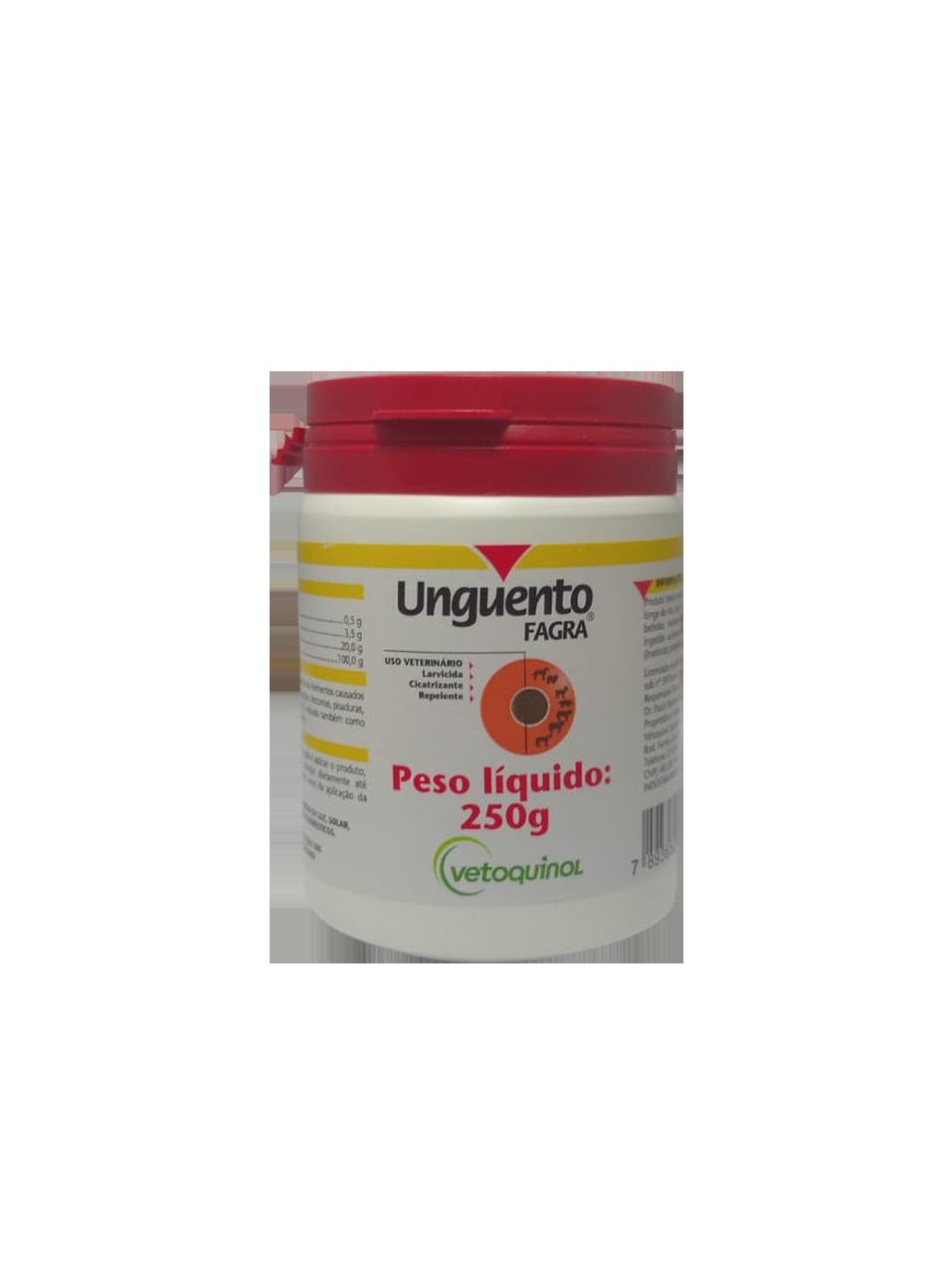 Unguento Vetoquinol 250 Gramas