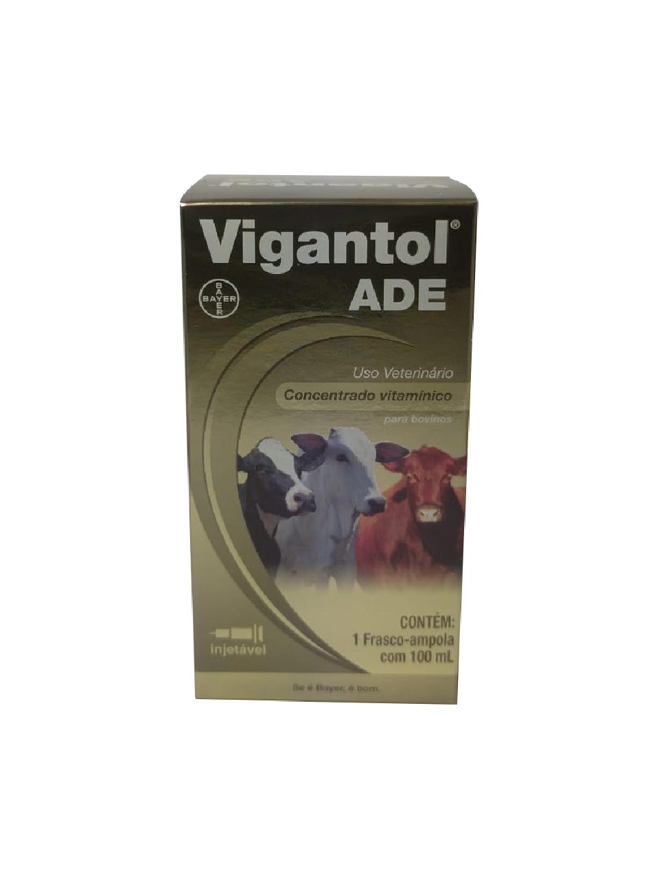 Vigantol ADE 100 ml - Bayer