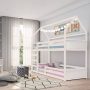 Beliche Montessori Com Casinha - Opção de Cores