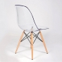Cadeira Eiffel Adulto - Transparente