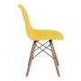 Cadeira Eiffel Infantil - Amarelo