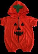 Macacão Abóbora Halloween