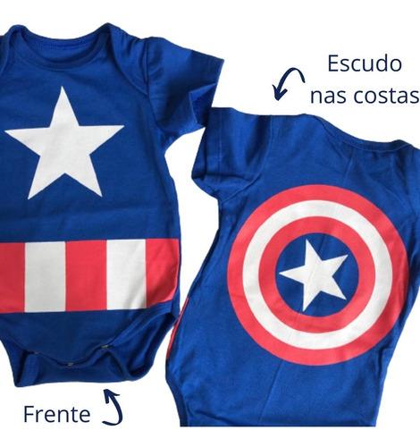 Body Capitão América