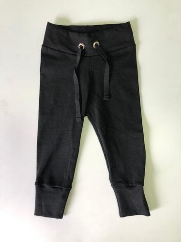 Calça confort preta