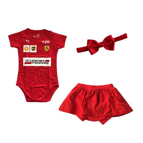 Conjunto Ferrari para elas