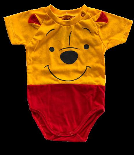 Look Ursinho Pooh para elas
