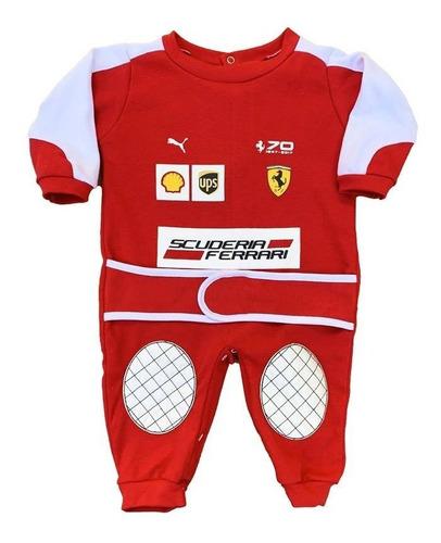 Macacão Ferrari