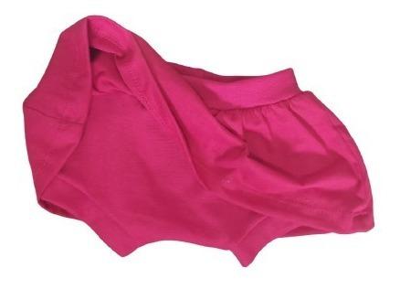Short saia vermelho