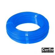 Fio Flexivel Corfio Azul 2,5mm (RL 100Mts)