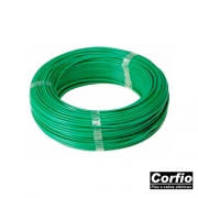 Fio Flexivel Corfio Verde 2,5mm (RL 100Mts)