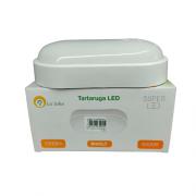 Luminária Tartaruga de LED 15W 6500K Bivolt