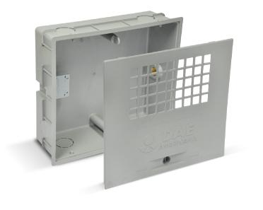 Caixa CAESB S/ Kit P/ 1-2 Hidrômetro Universal