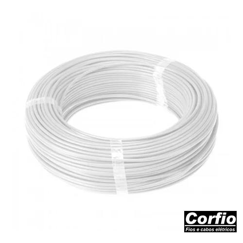 Fio Flexivel Corfio Branco 2,5mm (RL 100Mts)