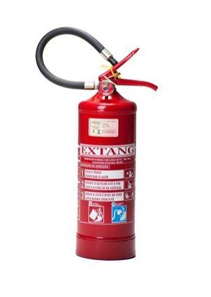 Extintor de Pó Químico BC - 4 Kg