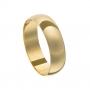 Aliança Casamento Ouro 18k Unidade 5,00mm X 1,00mm