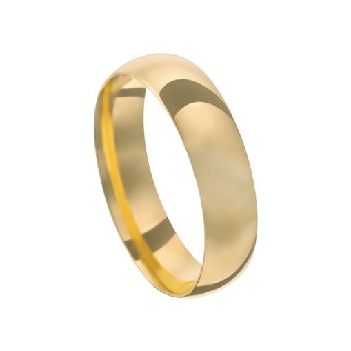 Aliança Casamento Ouro 18k Tradicional Unidade 3,30mmx0,70mm