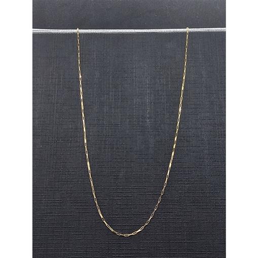 Corrente Masculina Ouro 18k  60cm