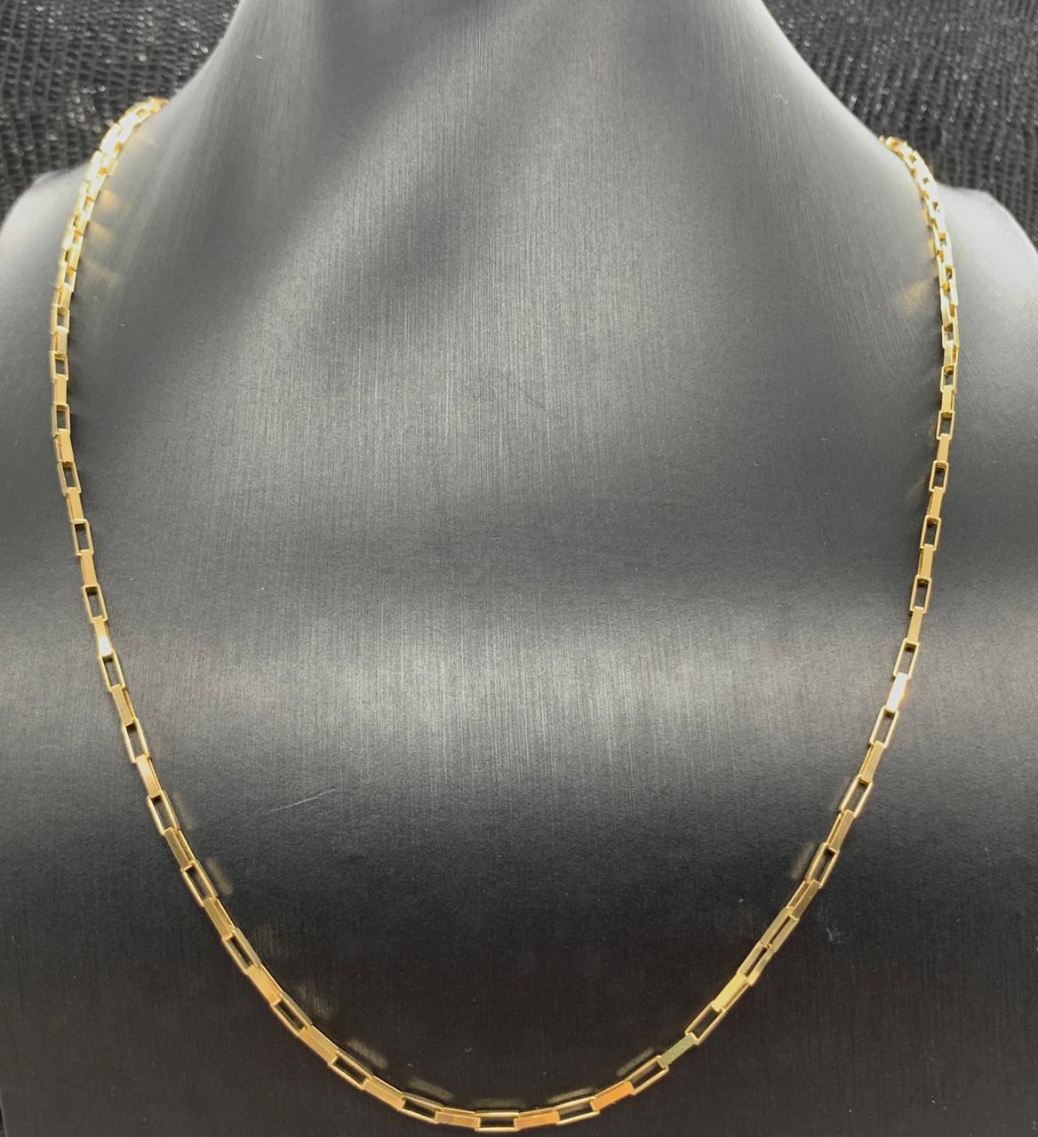 Corrente Ouro 18k Cartier CAR6078008-72