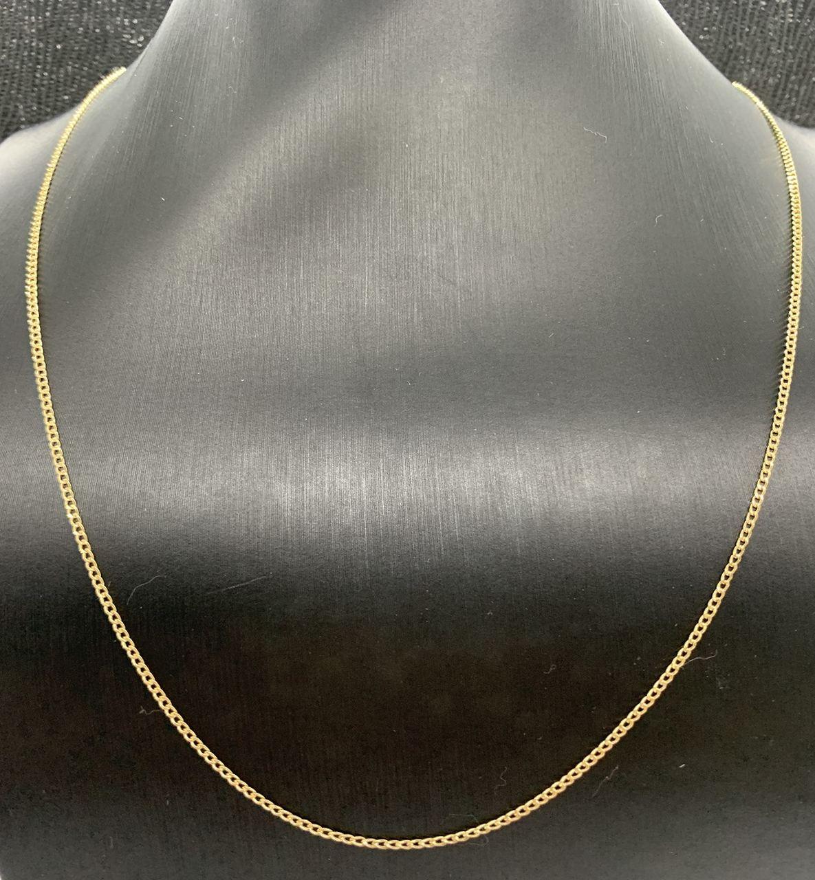 Corrente Ouro 18K Groumet 3280001-90