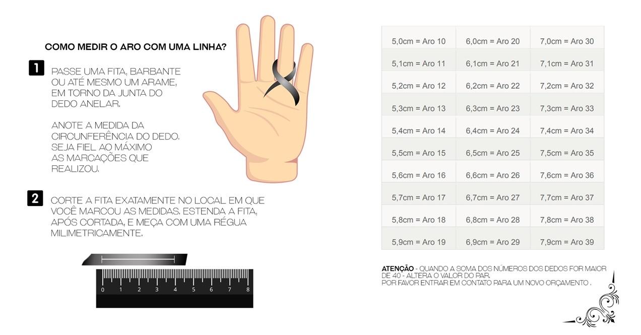 Par Aliança Ouro 18k Luxo Semi Anatomica 6,00mm X 2,00mm