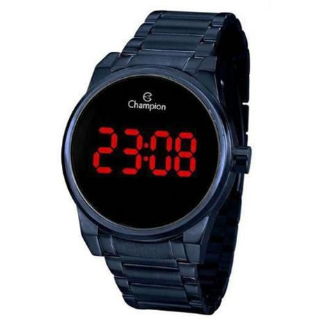 Relógio Champion CH40124A Digital Azul