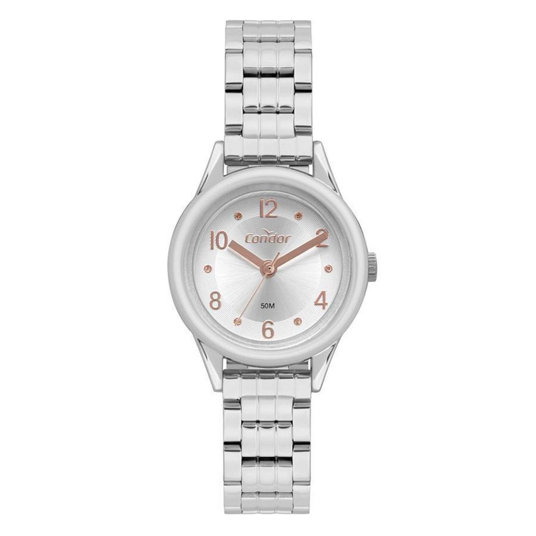 Relógio Feminino Condor Prata COPC21AEBO/7K