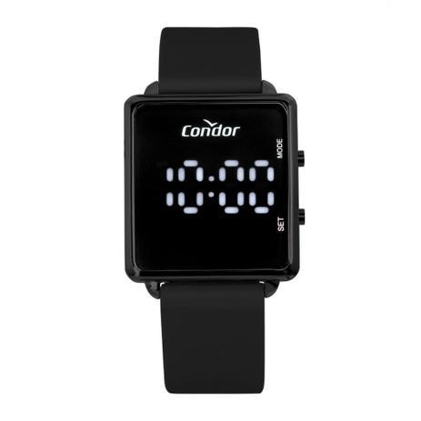 Relógio Feminino Condor Preto COMD1202AI/5P