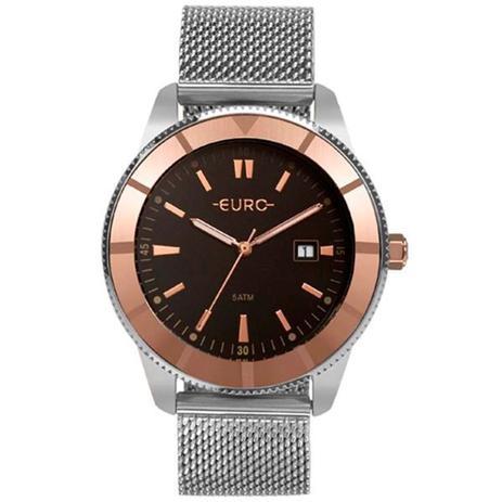 Relógio Feminino Euro Prata EU2115AK/5P