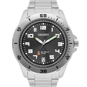 Relógio Masculino Orient Prata MBSS1155AP2SX