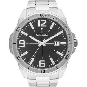 Relógio Masculino Orient Prata MBSS1394P2SX