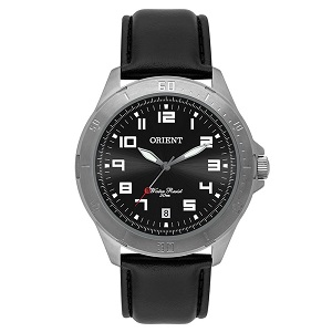 Relógio Masculino Orient Preto MBSC1032G2PX
