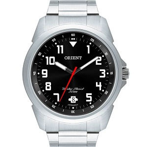 Relógio Orient Masculino Prata MBSS1154AP2SX