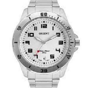 Relógio Orient Masculino Prata MBSS1155AS2SX