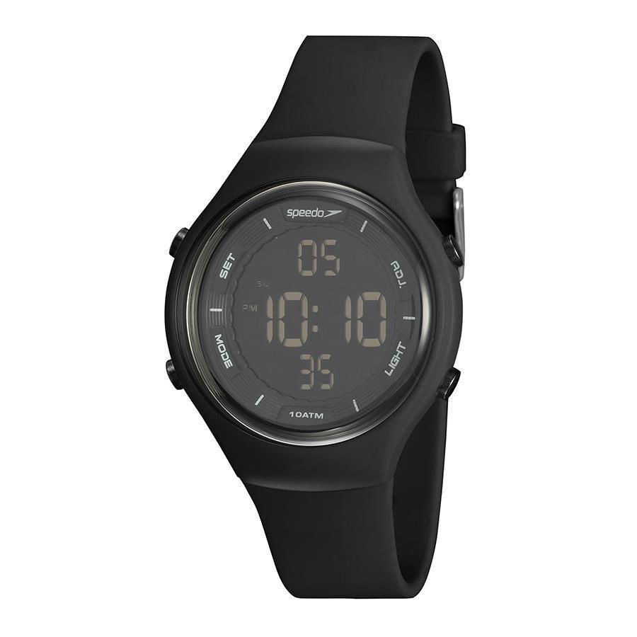Relógio Speedo Digital Preto 11028LOEVNP1