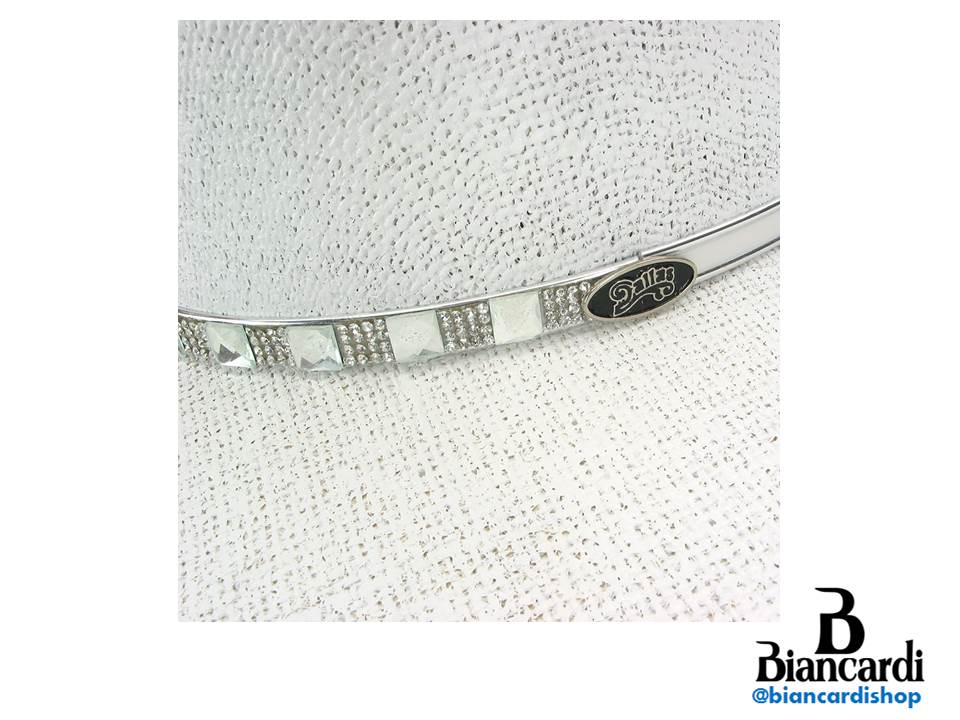CHAPEU COUNTRY A12 JUTA DALLAS BRANCO/BANDA STRASS CRISTAL . 13400