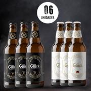 3 MUNICH HELES (Lager) + 3 PATERSBIER (Pale Ale) – Refrescante e Maltada