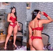 Body Sexy Luxy  D´Mimus /Body Renda Luxy D´Mimus