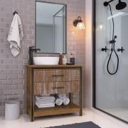 Gabinete para Banheiro INDUSTRIAL