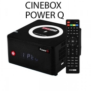 RECEPTOR CINEBOX POWER Q FULL  HD