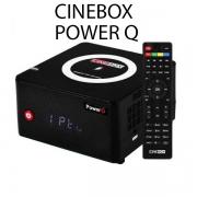 RECEPTOR CINEBOX POWER Q FULL  HD