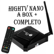 Receptor High TV Nano 4K/Iptv/Wifi +  Completo do Mercado 2 servi