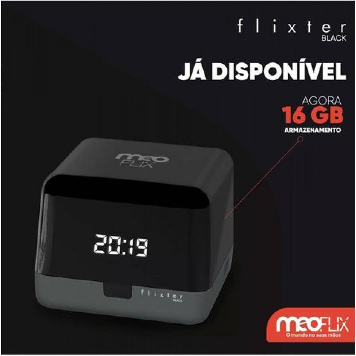Box IPTV  Meoflix Black Iptv