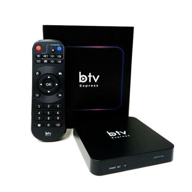 BTV E10 EXPRESS LANÇAMENTO 2021- A MELHOR BOX DO MERCADO