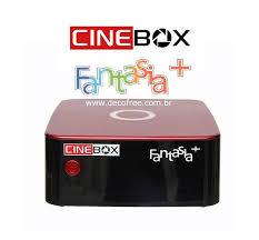 Cinebox Fantasia+  Linha Plus