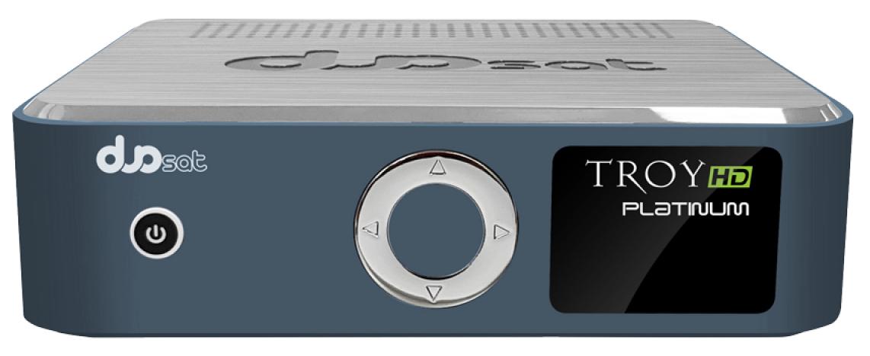 DUOSAT TROY PLATINUM HD COM WIFI IPTV
