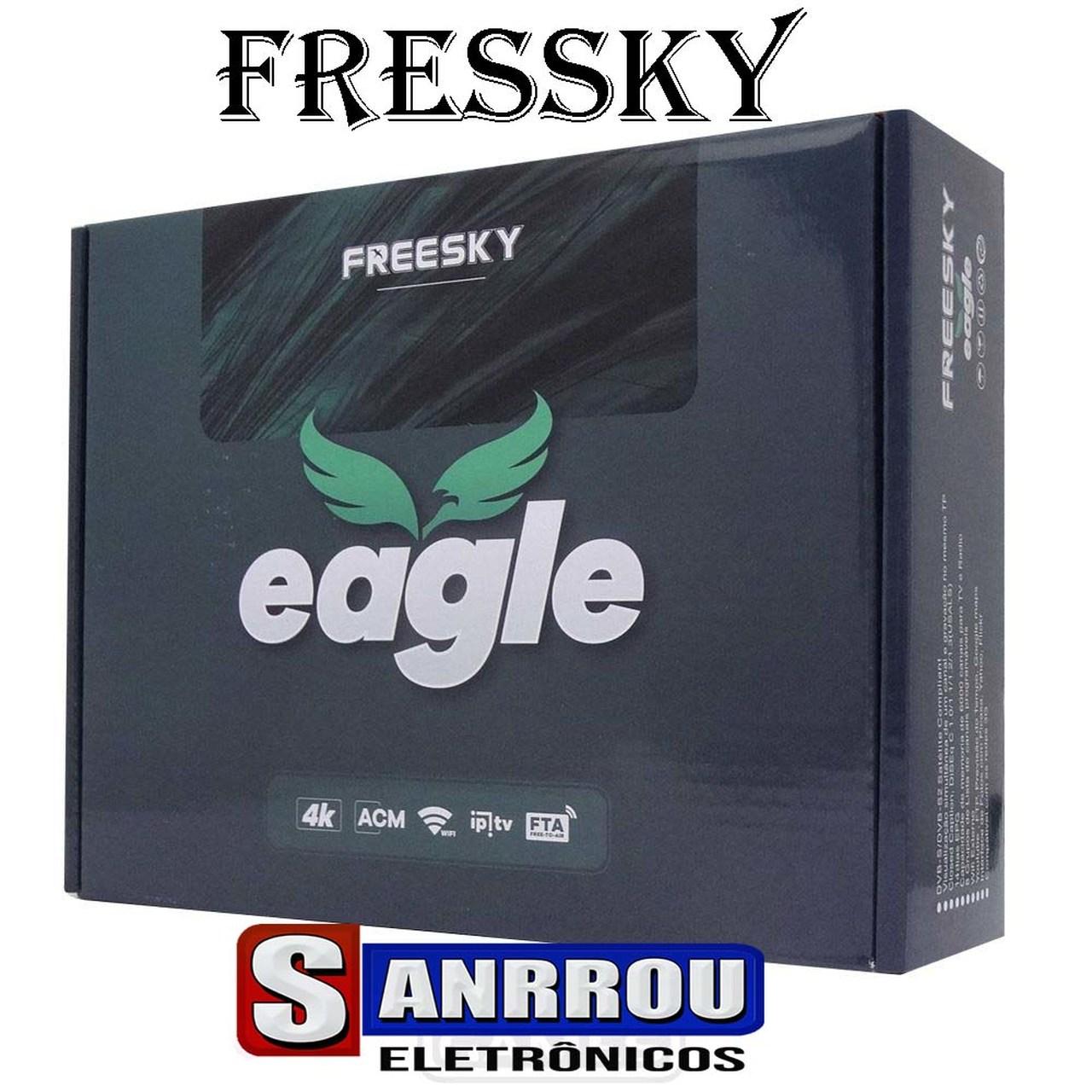 FREESKY EAGLE  VOD